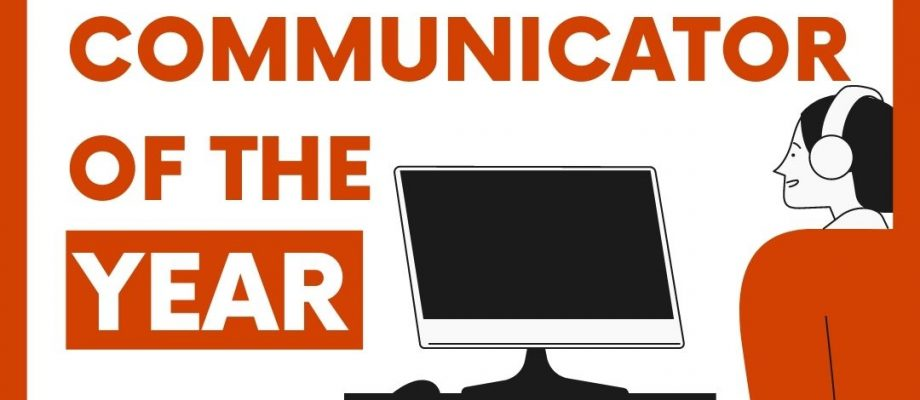 Nominations open: 2021 Communicator of the Year
